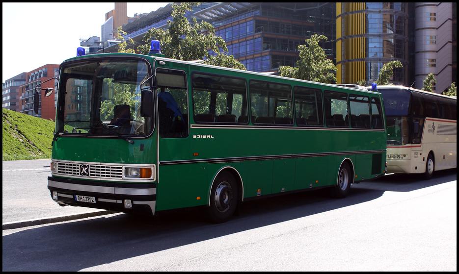 Polizei Bus 1