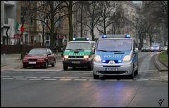 Polizei Kolonne 2