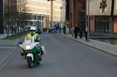 Polizei Motorrad *2
