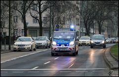 Polizei Renault