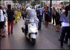 Polizei Roller...