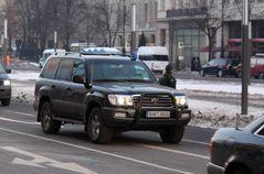 Polizei Toyota