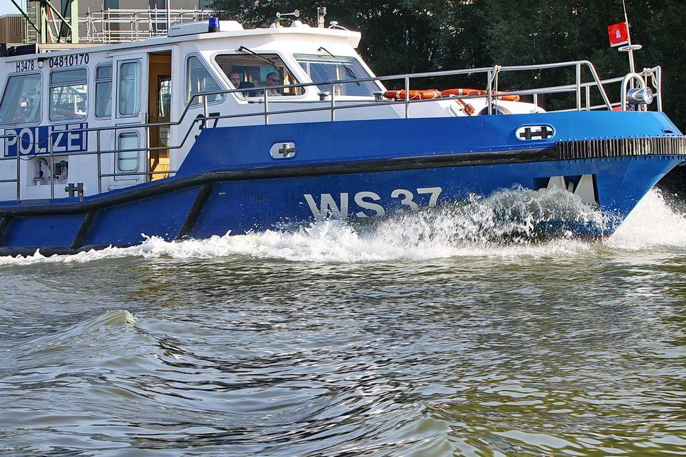 Polizeiboot WS-37