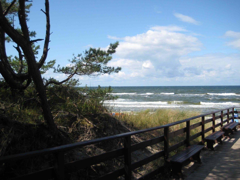Polnische Ostseeküste bei Kohlberg