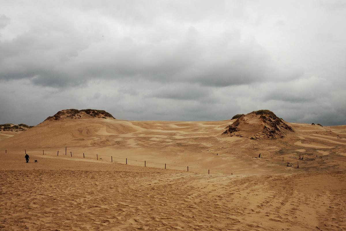 polnische Sahara