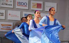 Polnisches Tanzensemble aus Kielce