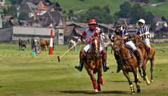 Polo Goldcup Gstaad..