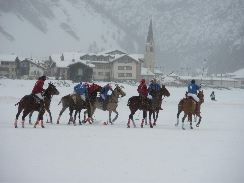 Polo Turnier Winter Livigno 2010