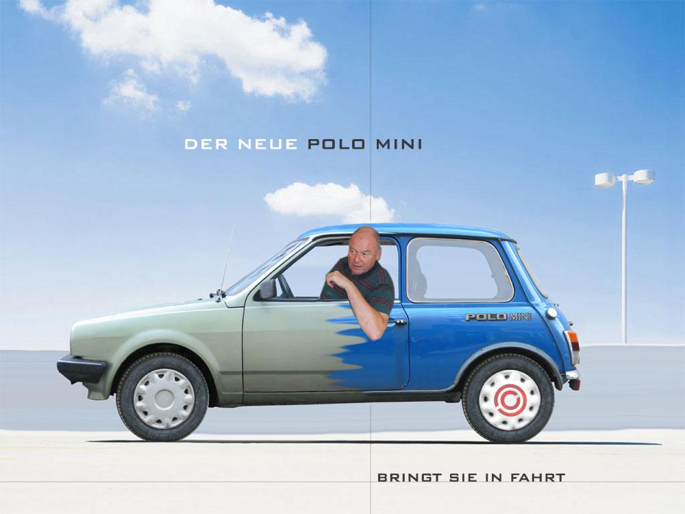 Polo und Mini