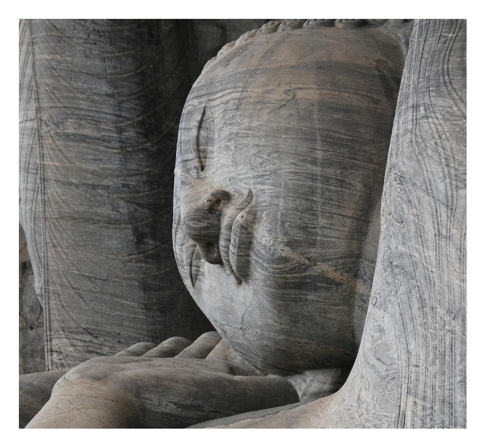 Polonaruwa Buddha