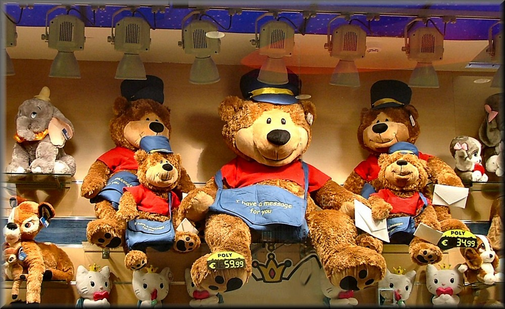 Poly bear....59,99 €