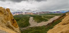 Polychrom Pass im Denali National Park