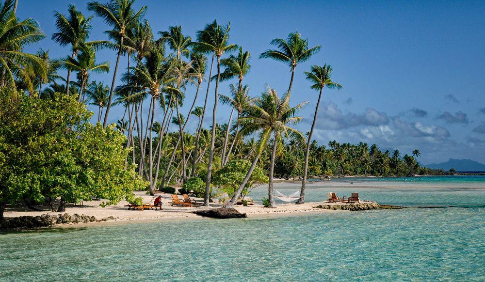 Polynésie française Le Tahaa