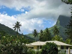 Polynesiens Matterhorn