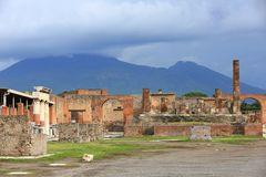 Pompeji III - Das Forum -