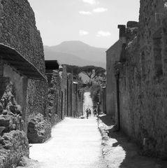 Pompeya, Nápoles. Italia
