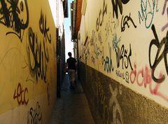 Ponferrada: ¿Es esta la calle más estrecha de España?