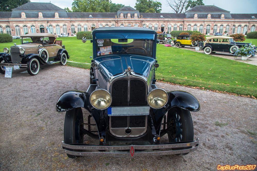 Ponitac Big Six Fisher Sedan  USA 1929 bei Classic Cars