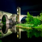 Pont de Besalú - Nit