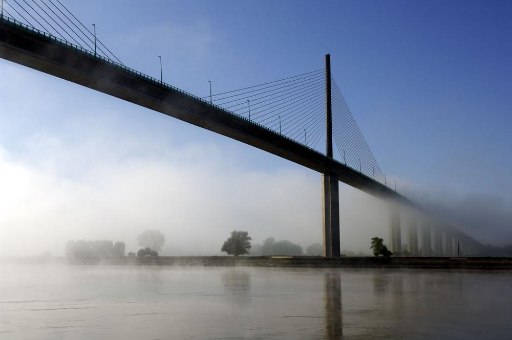 Pont de Brotonne - Seine Maritime