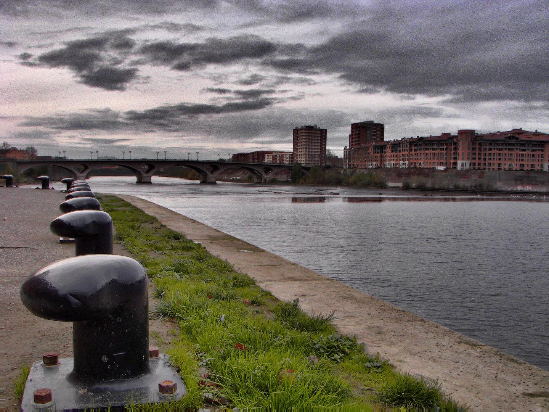 pont des catalans a Toulouse