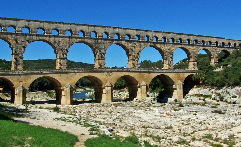 """ Pont du Gard """