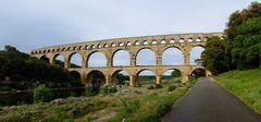 Pont du Gard Pano