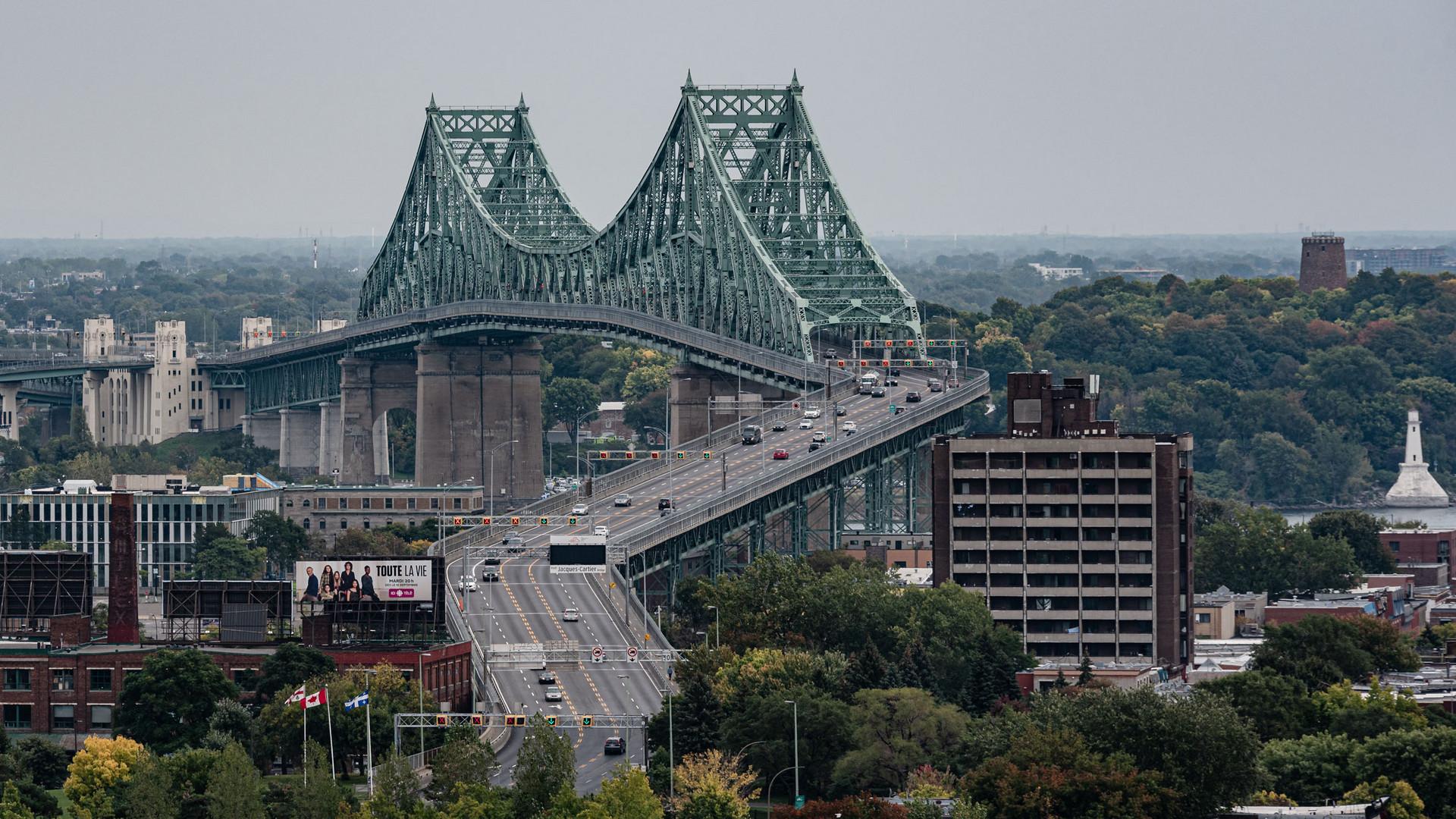 Pont Jacques Cartier - Montréal