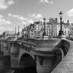 pont neuf Paris (FC Startfoto auf der deutschen FC am 23. Dezember 2019)