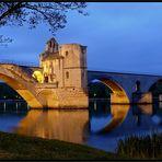 Pont Saint-Bénezet bei Nacht...(5)