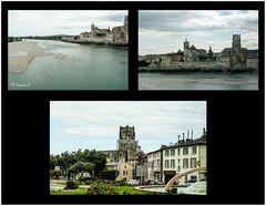 Pont-Saint-Esprit - leider nur aus dem Busfenster