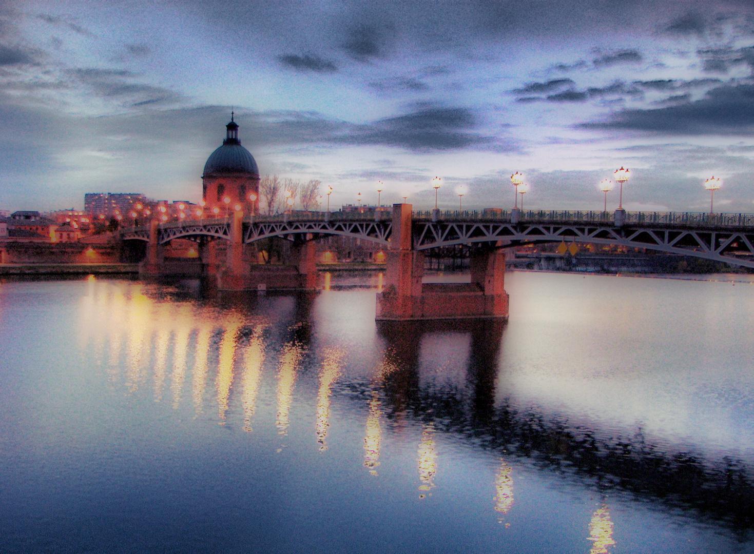 pont saint pirre a toulouse
