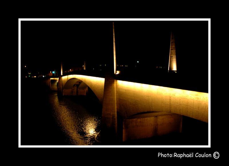 Pont St Laurent Chalon sur Saône