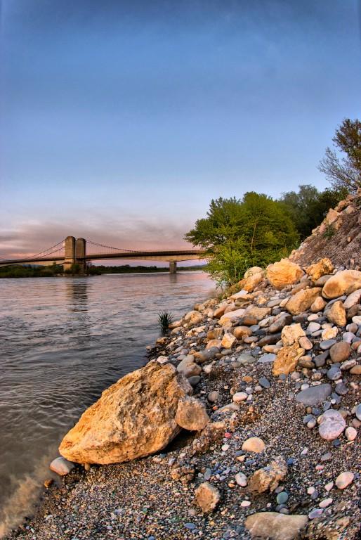 Pont sur Durance