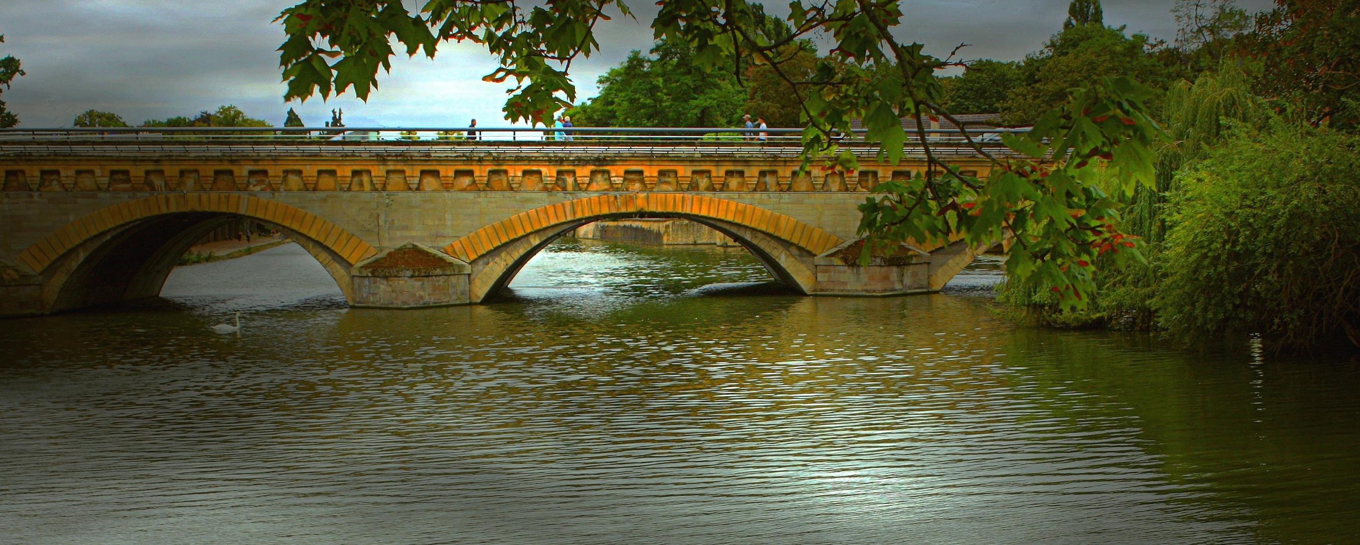 Pont sur la Moselle