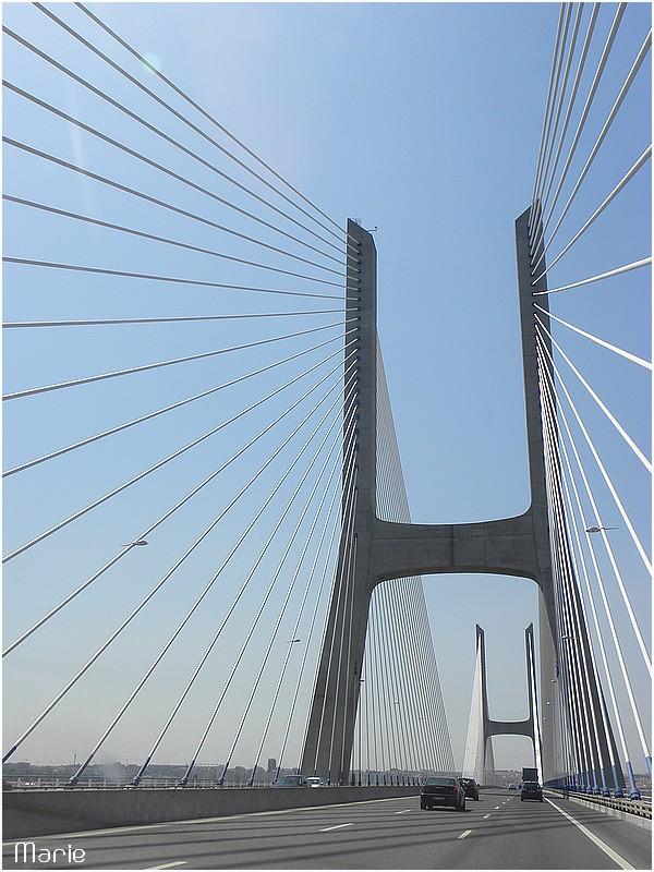 Pont Vasco de Gama - Portugal