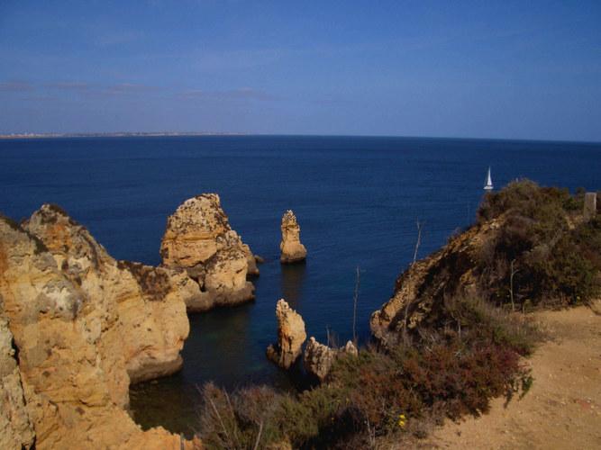 Ponta da piedade- Lagos- Algarve