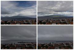Ponta de Pico vanishing