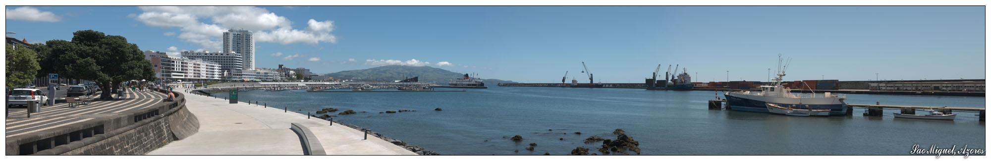 Ponta Delgada -6- (Sao Miguel, Azoren)
