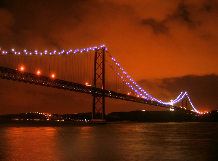 Ponte 25 de Abril (Lissabon)