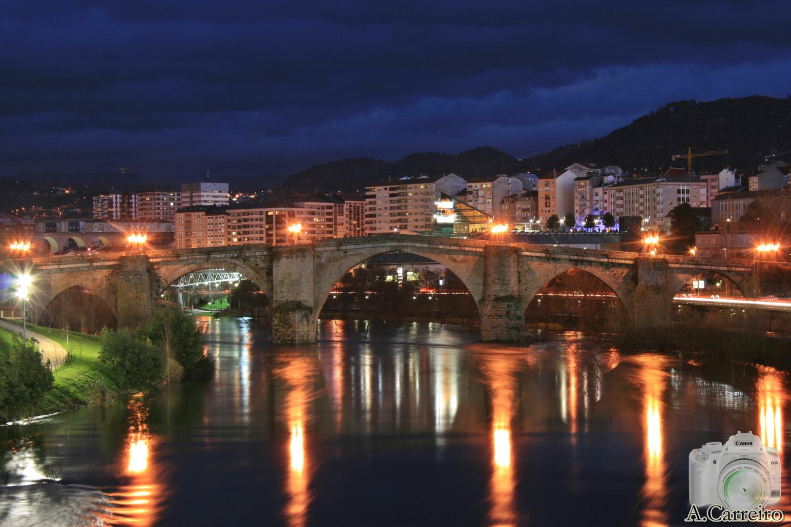 Ponte Romana Ourense.