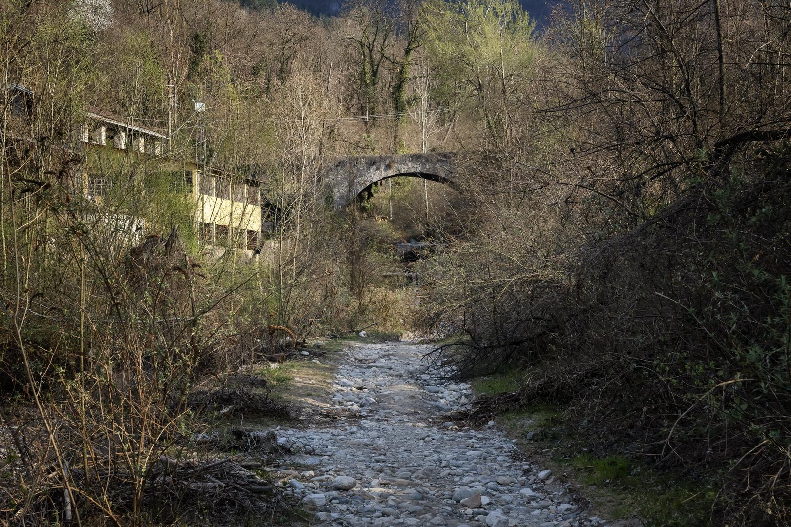 Ponte sul fiume Froda
