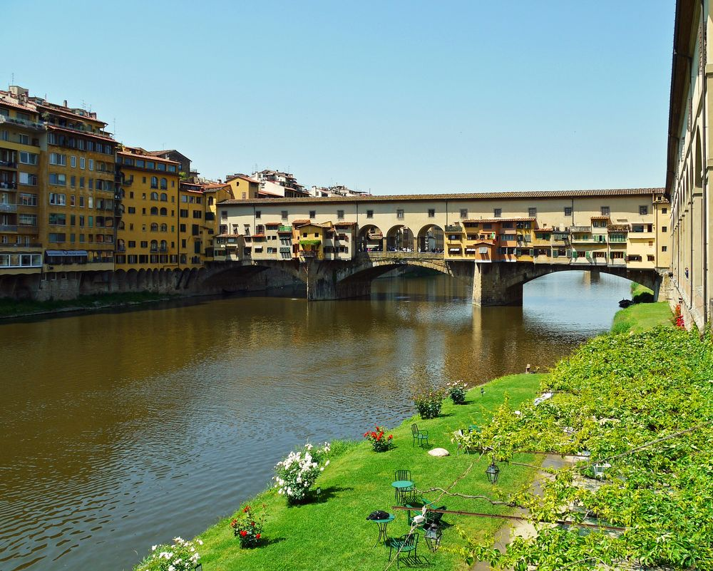 """ Ponte Vecchio """