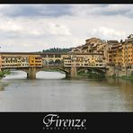 . . . Ponte Vecchio . . .