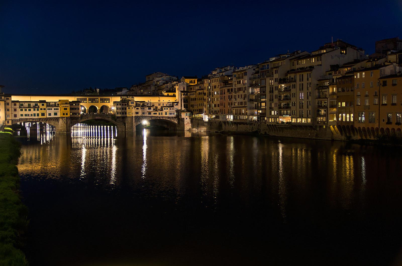 Ponte Vecchio, Firenze April 2014
