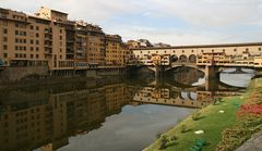 Ponte Vecchio in Florenz