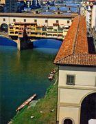 Ponte Vecchio on the Arno, Florence