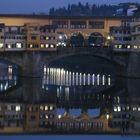 Ponte Vecchio - the day before Firence Marathon