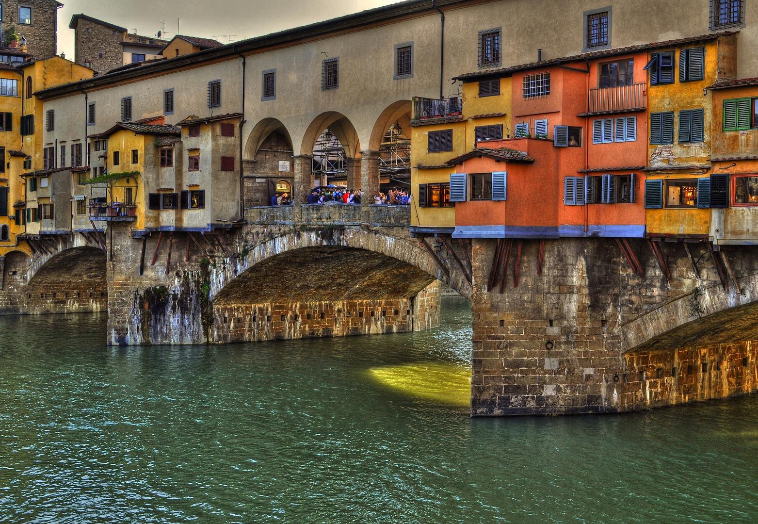 ponte vechio (florence)