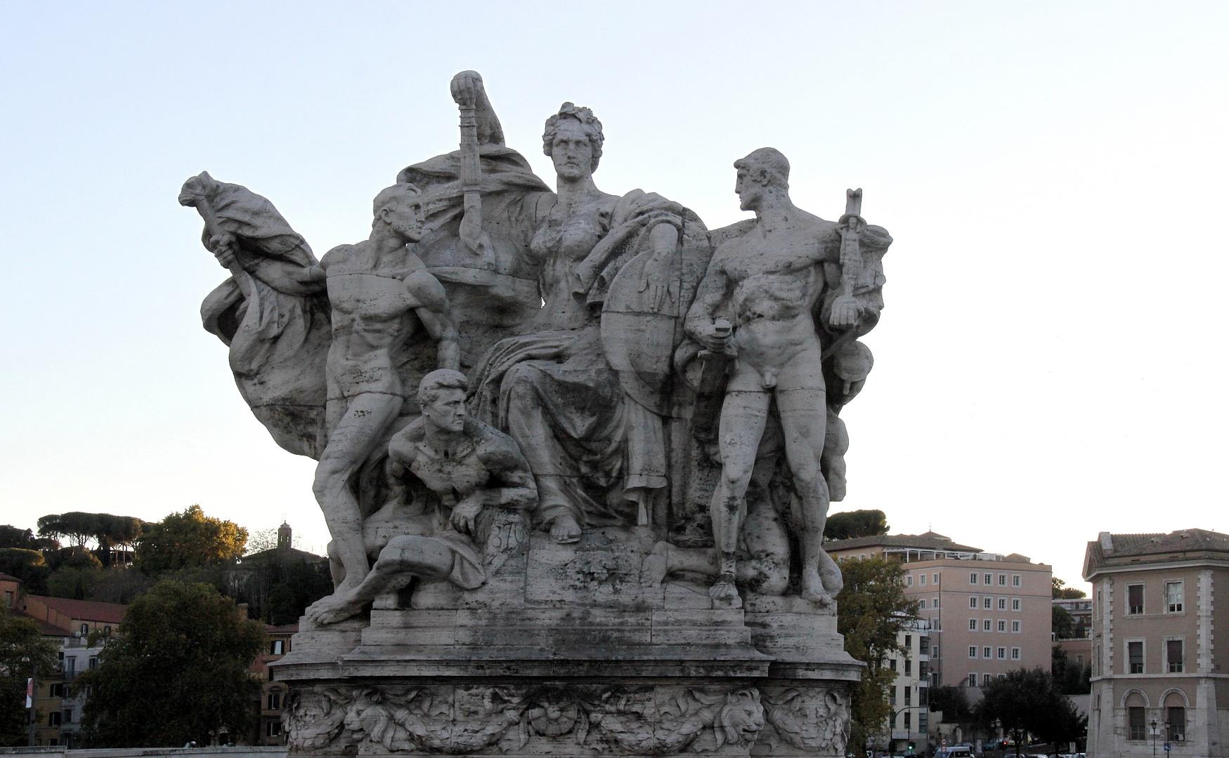 Ponte Vittorio Emanuele II [ 02 ]